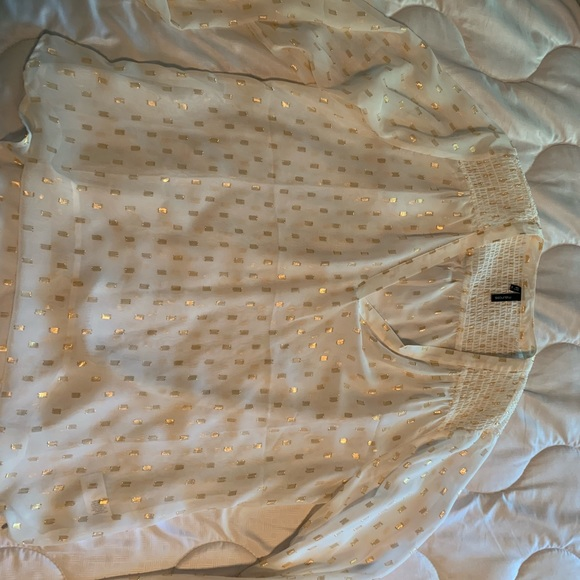 Maurices Tops - Sheer blouse